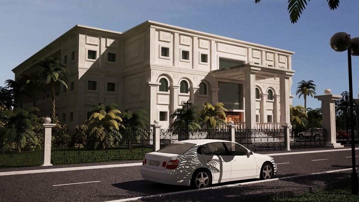 Административное здание 2 - 0