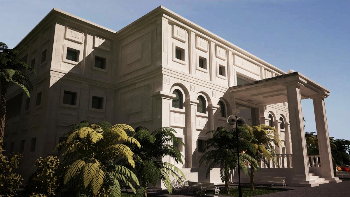 Административное здание 2 - 1