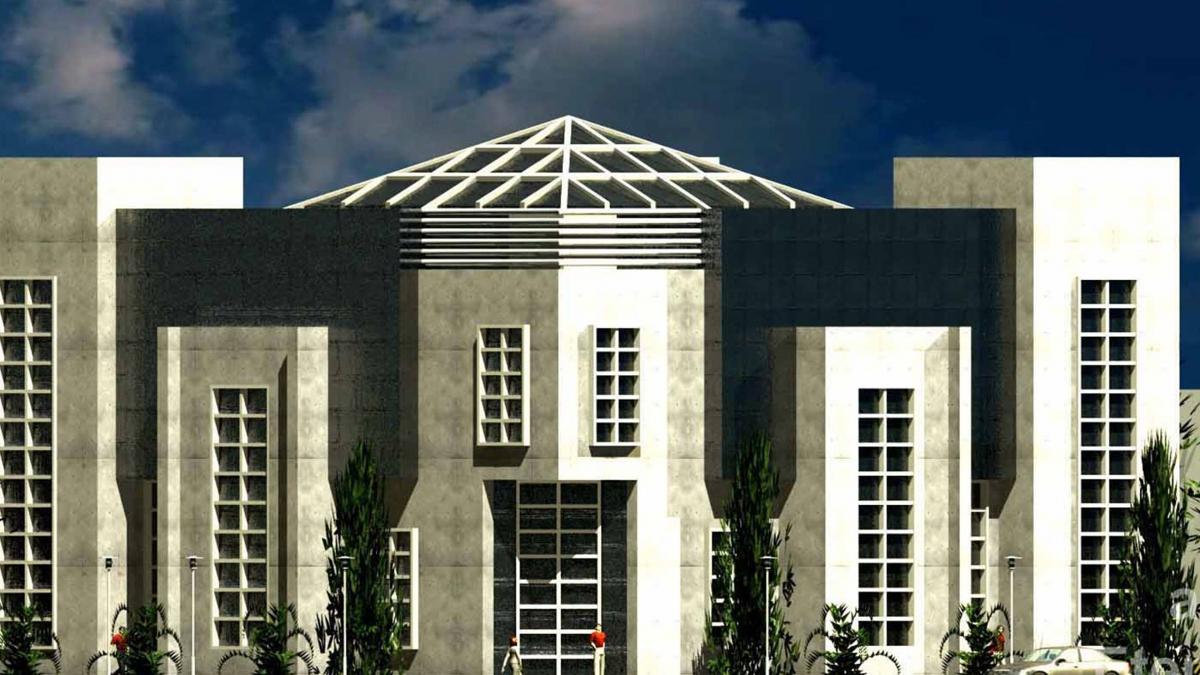 Административное здание 1 - 0