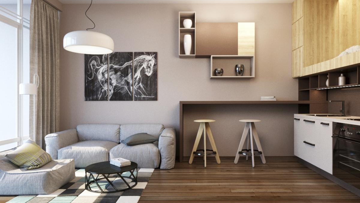 Интерьер квартиры 5 - 2