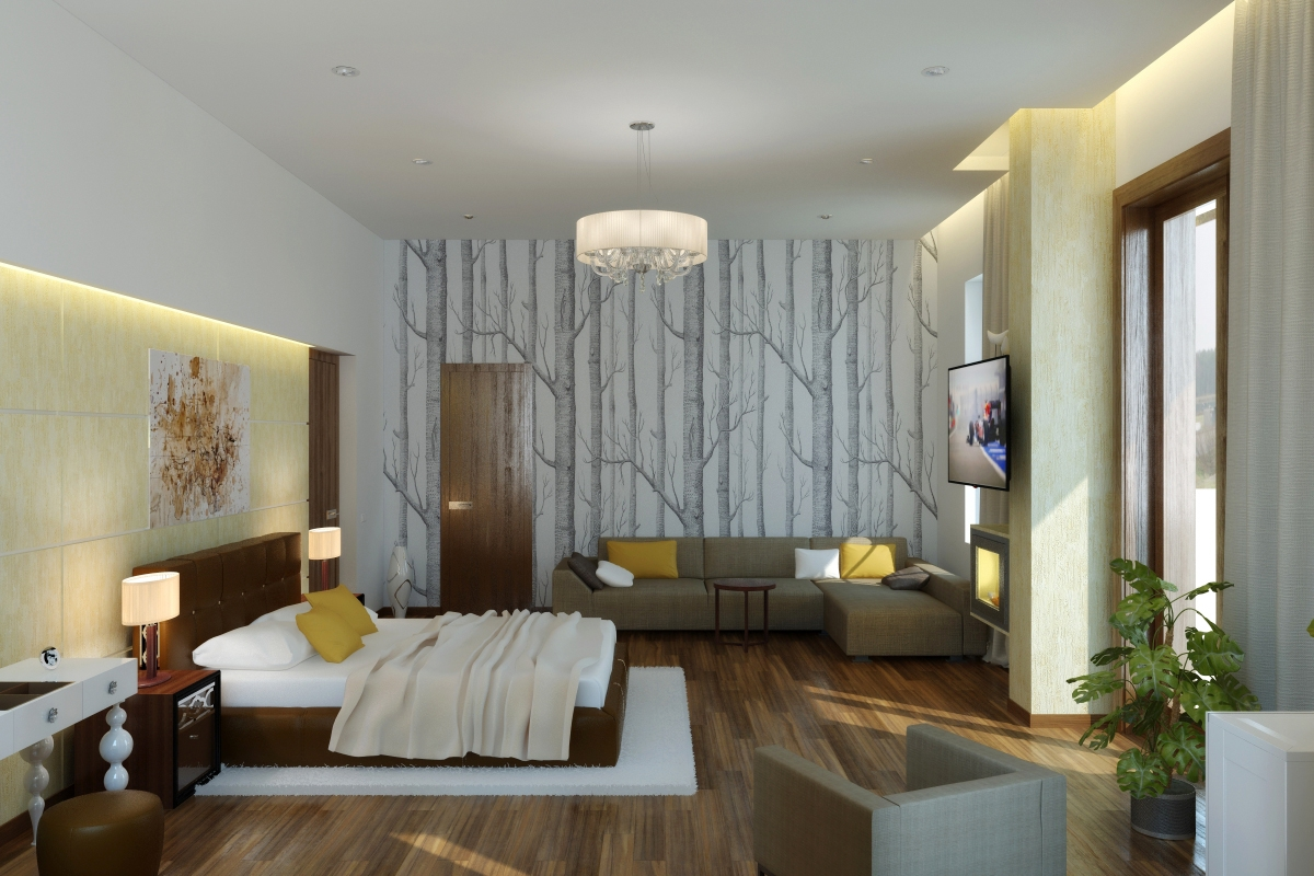 Интерьер индивидуального жилого дома 4 - 3