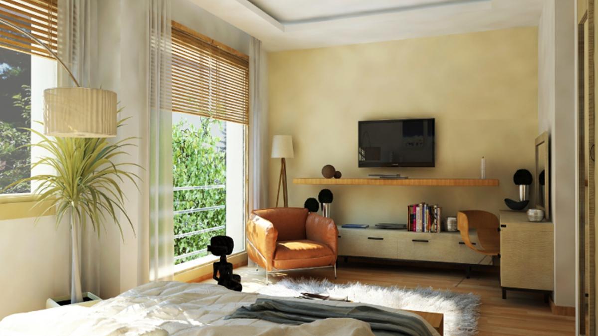 Интерьер индивидуального жилого дома 4 - 2