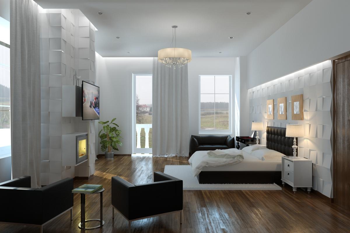 Интерьер индивидуального жилого дома 4 - 7