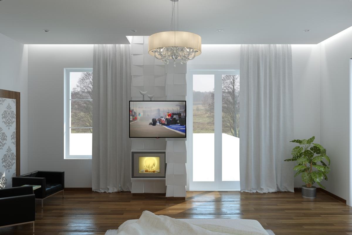 Интерьер индивидуального жилого дома 4 - 8