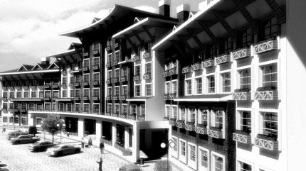 Отель в г. Буковель-1