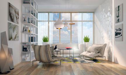 Интерьер квартиры 7