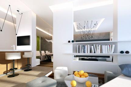 Интерьер квартиры 6