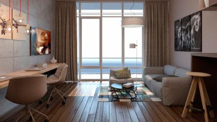 Интерьер квартиры 5