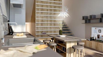 Интерьер квартиры 4