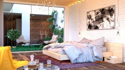 Интерьер индивидуального жилого дома 4